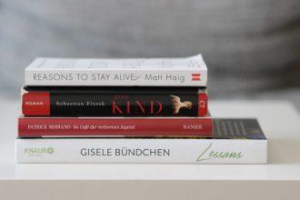Fünf Bücher, um leichter durch die Krise zu kommen