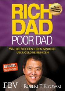 Rich Dad, Poor Dad - Cover
